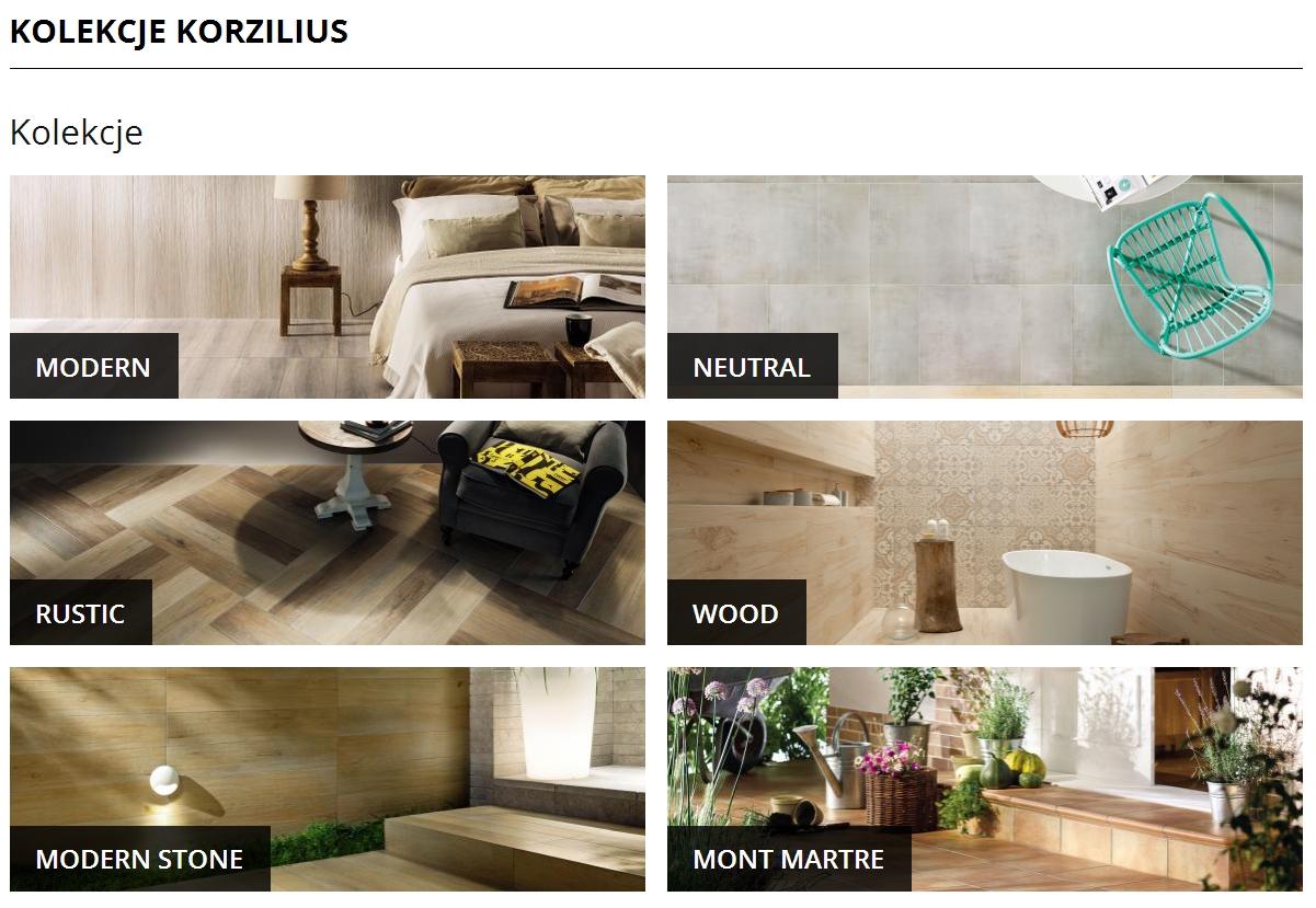 Nowe kolekcje Korzilius