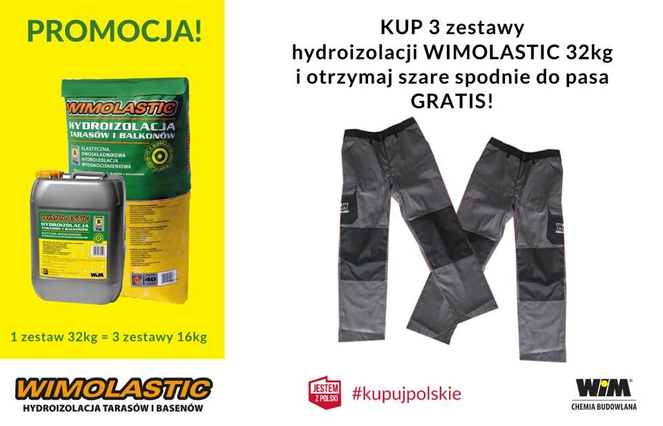 Promocja spodnie WIM